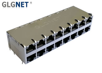 Industrial Switcher Poe RJ45 Connector With Integrated Magnetics